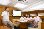 Проведения переговоров на яхте