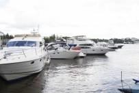 Ярмарка «Водный мир» 2018 в яхт-клубе МРП