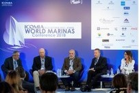 Moderator: Nabil Farhat, Editor-in-Chief, The World of Yachts & Boats, UK, Sergey Moiseev, President, Russian Yachting Association, Russia