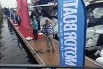 Выставка яхт и катеров Moscow Yacht Show