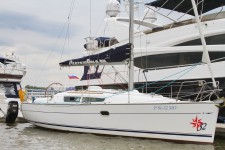 "Учебная яхта ""Captain Polo"" Jeanneau 32i"