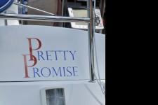 Учебная яхта Pretty promise