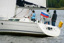 Москва курс Day Skipper 19 сентября 2009