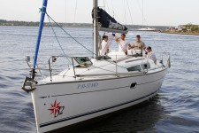 Москва курс Day Skipper 16 августа 2010