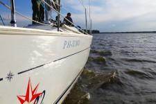 Учебная яхта jeanneau 32i