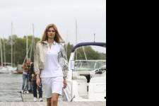 Показ новой колеекции marina yachting