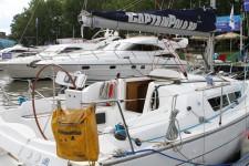 Яхта CaptainPolo