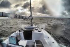 Перегон яхты Казань-Москва сентябрь 2014