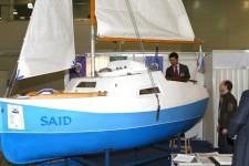 Яхта Евгения Гвоздева