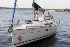 Москва курс Day Skipper 16 августа 2010