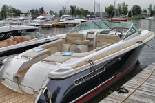 Выставка Burevestnik Boat Shew 2013